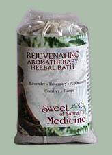rejuvenating bath tea