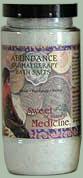 abundance bath salts